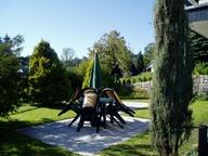 Grohhaus Bedřichov - zahrada